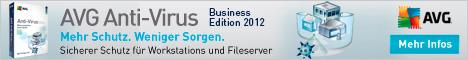 AVG Anti-Virus Business Edition 2012 � Mehr Schutz. Weniger Sorgen.