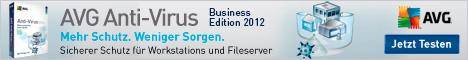 AVG Anti-Virus Business Edition 2013 – Mehr Schutz. Weniger Sorgen.