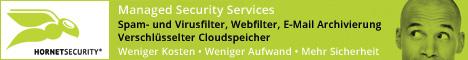 Managed Security Services von antispameurope