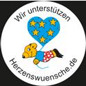 Wir unterstützen Herzenswuensche.de