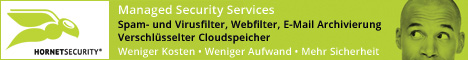 Managed Security Services von Hornetsecurity
